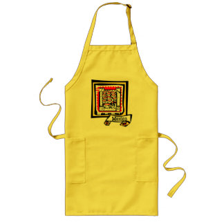 Cinco de Mayo Mexico T-shirts and Gifts Long Apron