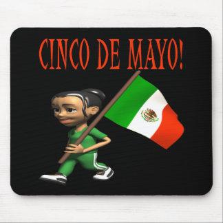 Cinco De Mayo Mouse Pad