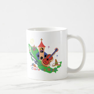 Cinco de Mayo Classic White Coffee Mug