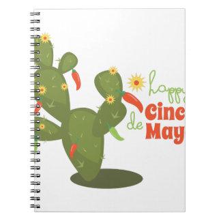 Cinco De Mayo Notebook