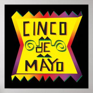 Cinco De Mayo Posters