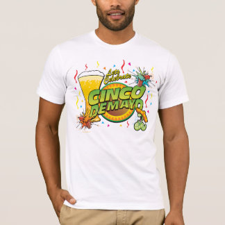 Cinco de Mayo Party Celebration #1 T-Shirt