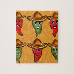 Cinco de Mayo Peppers Jigsaw Puzzle