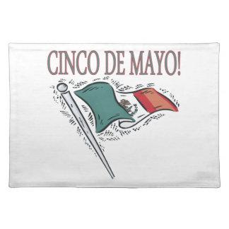 Cinco De Mayo Placemats