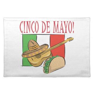 Cinco De Mayo Place Mat