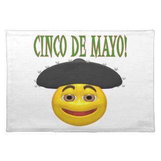 Cinco De Mayo Place Mats