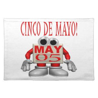 Cinco De Mayo Placemat