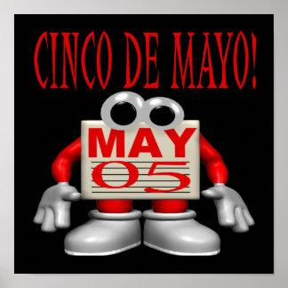 Cinco De Mayo Print