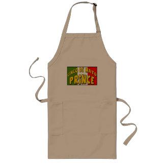 Cinco de Mayo Prince T-shirts and Gifts Long Apron