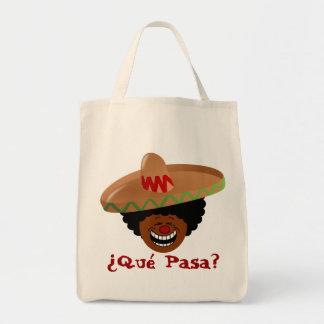 Cinco de Mayo - Que Pasa: Español para la fiesta e Bolsas