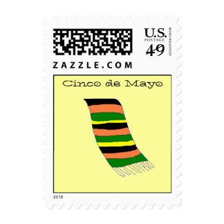 Cinco de Mayo - sellos