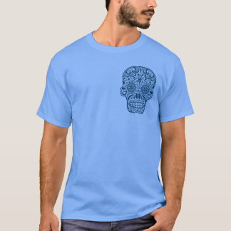 Cinco de Mayo Skull #10 T-Shirt
