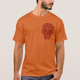 Cinco de Mayo Skull #8 T-Shirt