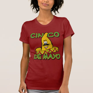 Cinco de Mayo Sombrero T-Shirt