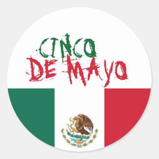 Cinco de Mayo Sticker