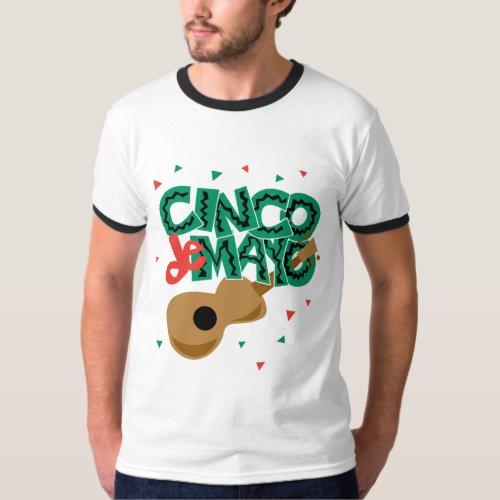 Cinco de Mayo T_Shirt