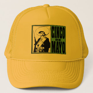 Cinco de Mayo T-shirts and Gifts Trucker Hat