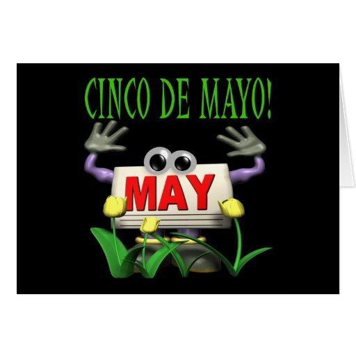 Cinco De Mayo Tarjetas