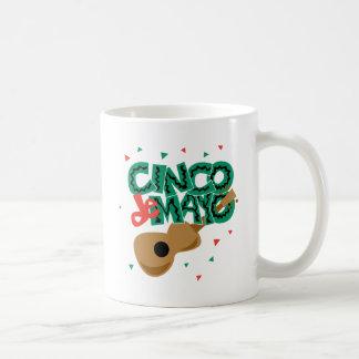 Cinco de Mayo Taza De Café
