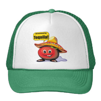 Cinco de Mayo Tequila T-shirts and Gifts Trucker Hat