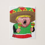 Cinco de Mayo trump Jigsaw Puzzle