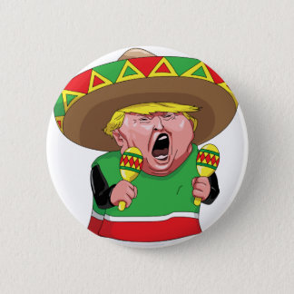 Cinco de Mayo trump Pinback Button