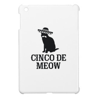 Cinco De Meow Cover For The iPad Mini