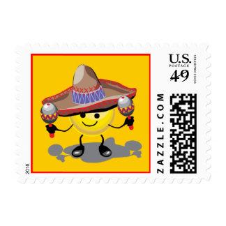 cinco de stamp