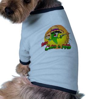 Cinco feliz de Mayo Camisetas Mascota
