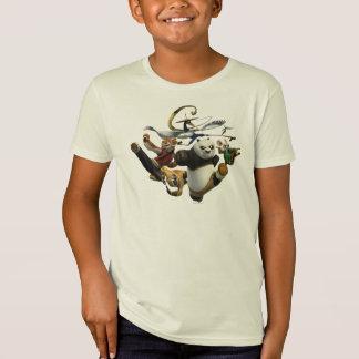 Cinco furiosos camisas