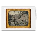 Cinco mineros del cauce del río… (40064) felicitación