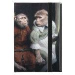 Cinco monos de lujo iPad mini carcasas