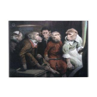 Cinco monos de lujo iPad mini coberturas