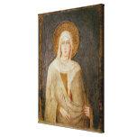 Cinco santos, detalle de St. Clare Impresiones De Lienzo