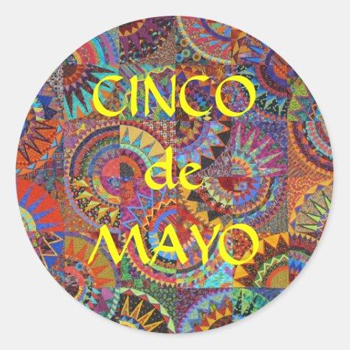 CincoDeMayo Stickers