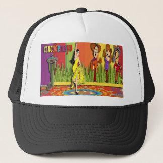 cincodemayo trucker hat