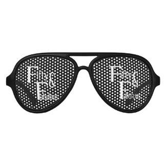 Cincuenta y fabuloso lentes de sol