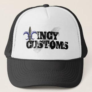 Cincy Customs HAT! Trucker Hat