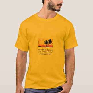 Cincypaddlers 2014 Florida trip T-Shirt