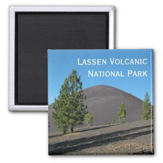 Cinder Cone, Lassen Volcanic National Park, CA Magnets