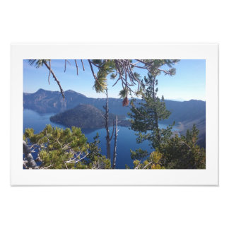 """Cinder Cones"" Crater Lake Photo Prints"