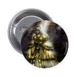 Cinder Girl Button
