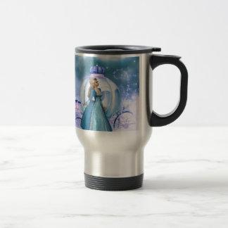 Cinderella 15 Oz Stainless Steel Travel Mug