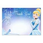 Cinderella 3 Thank You Cards Custom Invitation