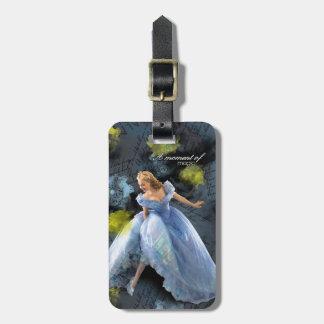 Cinderella | A Moment Of Magic Luggage Tag