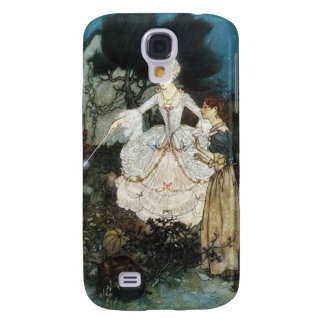 Cinderella and Fairy Godmother Samsung Galaxy S4 Cover