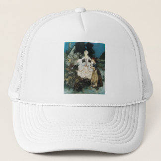 Cinderella and Fairy Godmother Trucker Hat