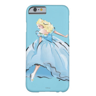 Cinderella And Her Glass Shoe Barely There iPhone 6 Case
