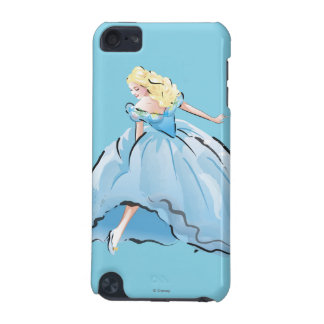Cinderella And Her Glass Shoe iPod Touch 5G Cover