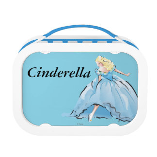 Cinderella And Her Glass Shoe Yubo Lunchbox
